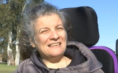 Get to know Athena Papadatos, ECCV CALD Disability Advocate