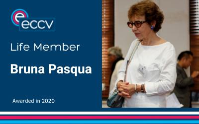 Bruna Pasqua awarded Life Membership of the ECCV