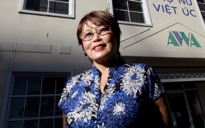 Cam Nguyen Awarded Victorian Senior of the Year for 2021