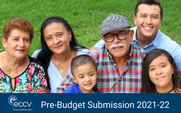 ECCV Calls for New Multicultural Strategy for Victoria and $150 million to Support Migrant & Refugee Communities