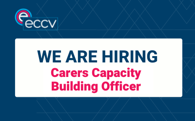Job Opportunity: Carers Capacity Building Officer