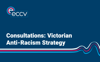 Anti-Racism Strategy Consultations